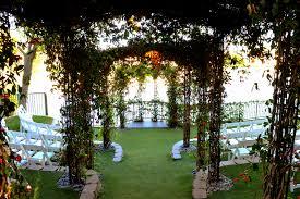 wedding arch las vegas heritage garden captivating ceremony package lakeside weddings