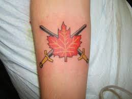 canadian army tattoo design tattooshunt com