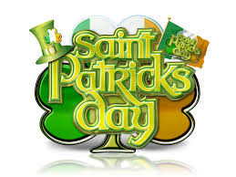 happy saint patrick u0027s day may the irish luck be with you