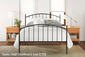 Room And Board Bed Frame Room Board