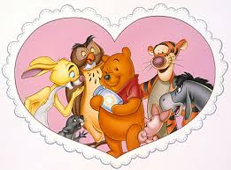 winnie the pooh valentines day winnie the pooh a for you photos and pictures tv guide
