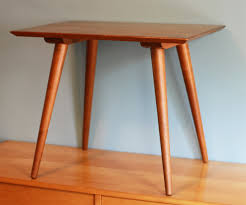 Midcentury Modern Table - furniture gorgeous image of decorative square cherry wood mid