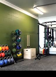 Home Gym Ideas 50 Best Home Gym Ideas Images On Pinterest Garage Gym Basement