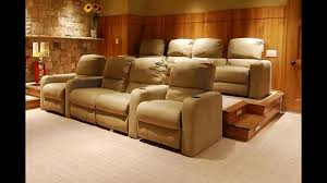 decor for home theater room home theater room seating ideas youtube