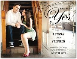 online save the dates save the dates by wedding paper divas the yes