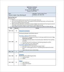 Staff Resume In Word Format staff meeting agenda staff meeting agendas