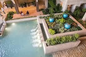 hotel lexus plaza residence portfolio test plant interscapes indoor office plants