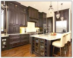 Painted Or Stained Kitchen Cabinets Kitchen Cabinets Staining Vs Painting Kitchen