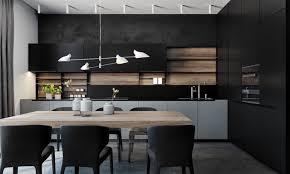 cuisine incorporé 1001 exemples sublimes de la cuisine et bois