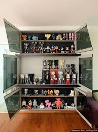 Home Interior Collectibles by 7 Homes Of Bearbrick Figurine Collectors Home U0026 Decor Singapore