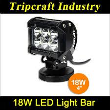 Atv Light Bar Cheap Price Atv 18w Led Light Bar Mini Excavator Prices Light
