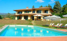 villa with pool for rent in tuscany villa saida