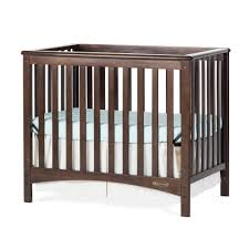 Mini Crib Vs Regular Crib Mini 2 In 1 Convertible Crib Child Craft