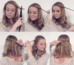 Frisuren Zum Selber Machen Locken by Schnelle Und Einfache Frisuren Mit Locken Mode Frisuren