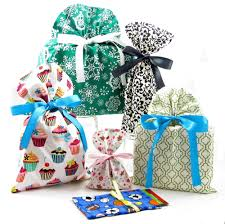 cloth gift bags reusable cloth gift bags from vzwraps