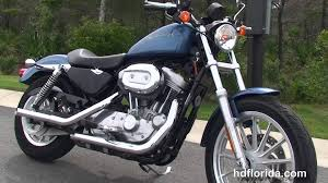 used 2005 harley davidson xl883 motorcycles for sale crystal