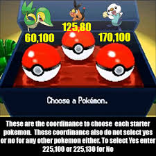 Twitch Plays Pokemon Meme - new know your meme pokemon picking a starter twitch plays pokemon