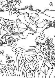 franklin turtle jump lake coloring pages batch coloring