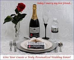 personalized wedding personalized wedding favors bottle labels bar wrappers