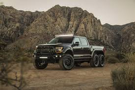 2018 ford f 150 velociraptor 6x6 by hennessey performance image
