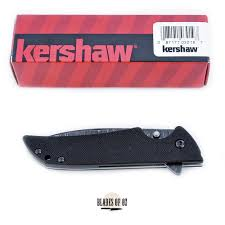kershaw skyline flipper damascus blade folding knife blades of oz