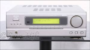 denon udra 77 stereo receiver youtube