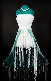 jellyfish dress jellyfish dress recycle runway