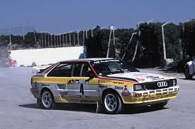 audi rally audi quattro rally support van rally car group pinterest