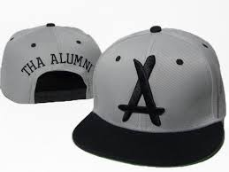 alumni snapbacks tha alumni snapback hats caps gray black 5896 only 8 90usd pin