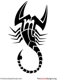 Tatoo Design - 99 scorpion tattoos scorpio designs