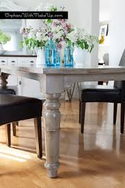 Painted Dining Room Furniture Ideas Painted Dining Room Tables Best 25 Paint Dining Tables Ideas On