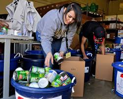 thanksgiving volunteer los angeles charity events donations and volunteer opportunities in the san