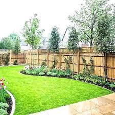 Ideas For Fencing In A Garden Garden Fencing Ideas Uk Front Garden Fence Best Front Yard Fence