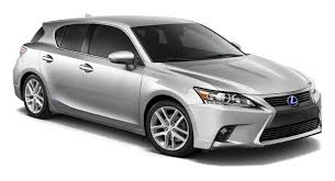 lexus ct or toyota prius lexus gives 2018 ct 200h a final facelift and drops it from u s