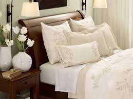 Potterybarn by Pottery Barn Sleigh Bed Andreas King Bed