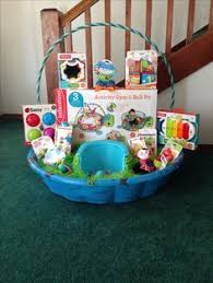 baby s easter gifts my s dump truck easter basket baby s 1st