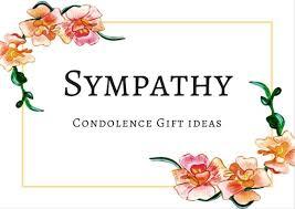condolence gift ideas thoughtful sympathy gifts condolence gift ideas