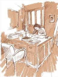 bureau d ecrivain mon bureau d écrivain