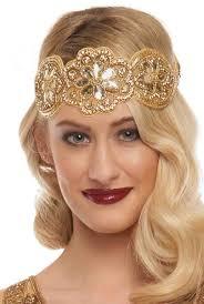 gatsby style hair 1920s headband headpiece hair accessory styles