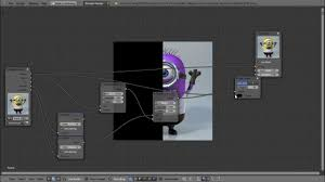 how to create id masks in blender youtube