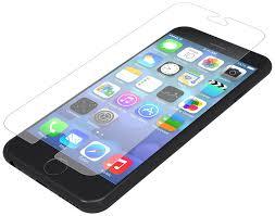 amazon com zagg invisibleshield glass screen protector for apple