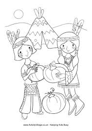 thanksgiving colouring 4 thanksgiving activities kids