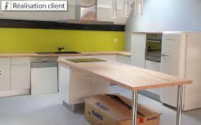amenager cuisine ouverte aménager sa cuisine ouverte sur mesure le du bois