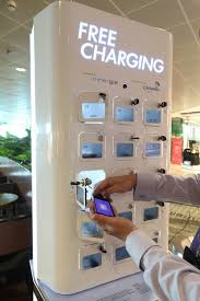 charging station phone mobile phone charging station out of town blog