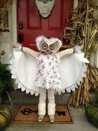 Owl Halloween Costume Baby by Os Mais Originais Disfarces De Carnaval Reciclados Owl Costumes