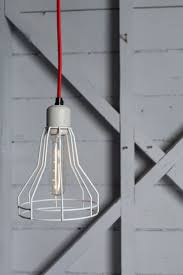 Jelly Jar Light With Cage by 40 Best Cage Concrete Images On Pinterest Lights Concrete And