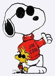 happy monday snoopy gang snoopy
