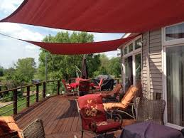 deck backyard ideas shade sails from home depot backyard shade pinterest