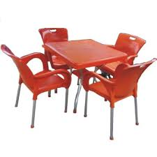plastic round table and chairs plastic round table and four plastic chairs konga nigeria
