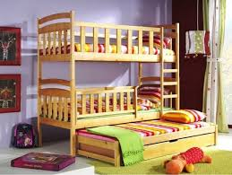 Bunk Beds Optimal Solution For Large Families - Safety of bunk beds